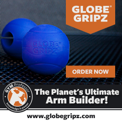 Just Globe Gripz
